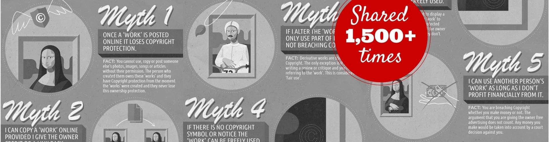 Copyright infringement 5 myths vs facts legal123 copyright infringement 5 myths vs facts infographic biocorpaavc